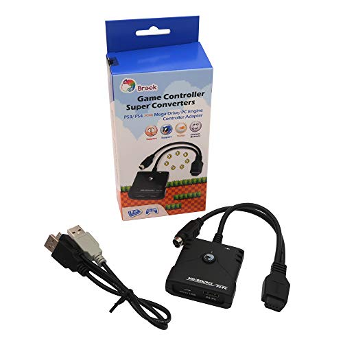 Mcbazel Brook PS3/PS4 to MegaDrive/PC Engine/PC Super Converter