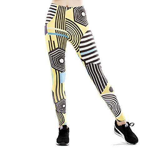 DSCXvrouwelijke panty'sleggings joggingbroek patroon sneldrogend yards