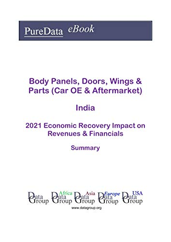 Body Panels, Doors, Wings & Parts (Car OE & Aftermarket) India Summary: 2021 Economic Recovery Impact on Revenues & Financials (English Edition)