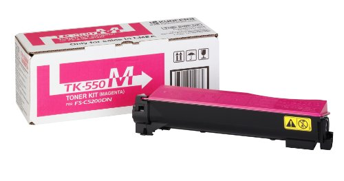 Kyocera TK 550M - Toner Cartridge Original - Magenta