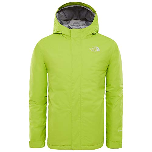 THE NORTH FACE Y Snow Quest Jacket Lime Green L (Kids)