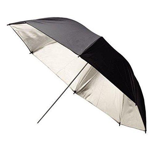 Fotografia Professional Photo Studio riflettente morbido distaccata Umbrella 33in Black & Silver