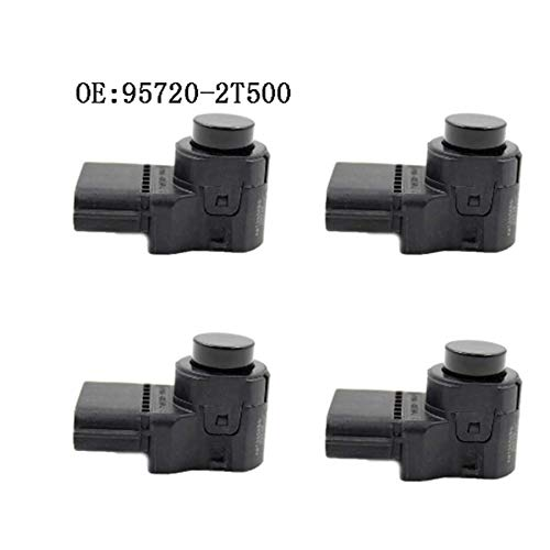 New 4 PCS New PDC Parking Sensor Bumper Object Sensor for Hyundai Kia 95720-2T500 957202T500 4MT060K...