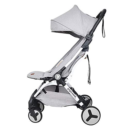 Great Features Of WANGLXST Foldable Anti-Shock Pushchair, High View Carriage, Infant Carriage Portab...