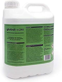 Amazon.es: alcohol isopropilico 5l