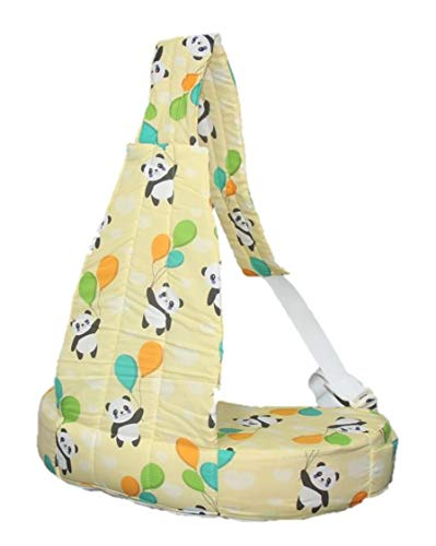 MONTUBUNTY HD Foam Cotton Fabric Feeding/Nursing/Maternity Pillow