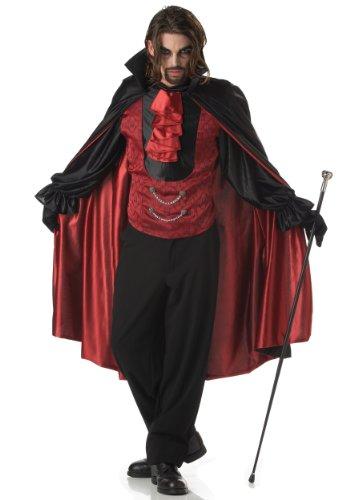 Générique – kostuum prinses in de donker vampir heren 40-42 Rood