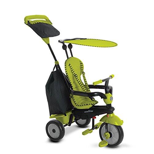 SMARTRIKE Glow 4en 1bébé Tricycle–Vert