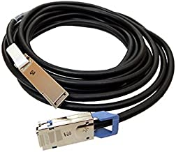 Qlogic QSFP To CX4 Passive 6 Meter Cable 566540003