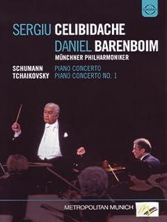 Schumann: Piano Concerto; Tchaikovsky: Piano Concerto 1 [DVD] [2012] [NTSC] [2011] by J?nos Darvas