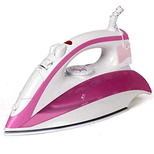 Find Bargain Steam iron 1200w, 10S Speed Hot/Five Speed Adjustment Steamer for Clothes, Automatic De...