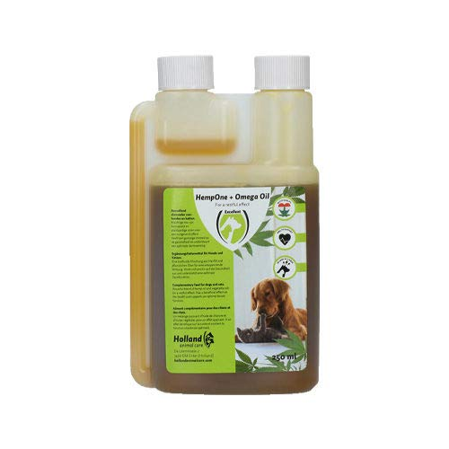 Excellent HempOne+ Omega Oil Hund & Katze - 250 ml