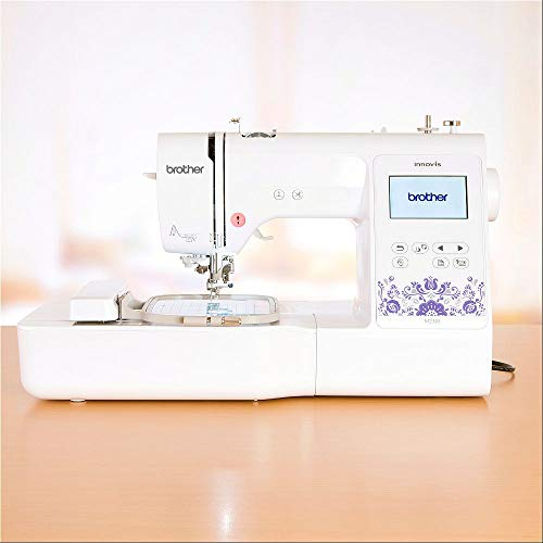 Brother Innov-is M230E Computerised Embroidery Machine with USB Port, Colour LCD...