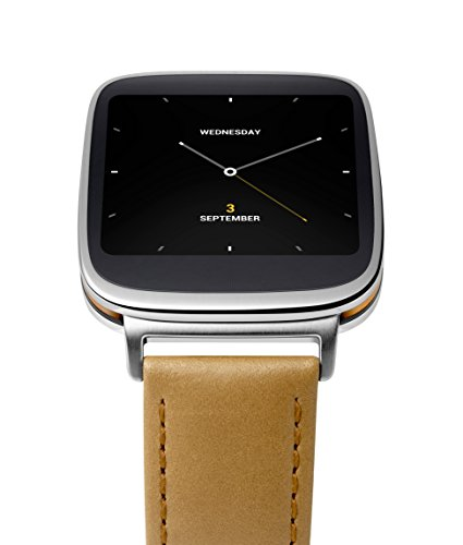 『ASUS ZenWatch WI500Q-BR04』の3枚目の画像