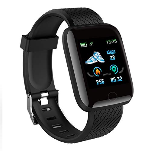 Monland Farb Bildschirm 116 Plus Intelligentes Armband D13 Armband Schrittz?Hler Schlaf üBerwachung IP67 wasserdichte USB Smart Watch