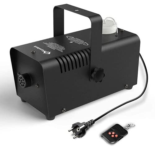 Fansteck Mini Nebelmaschine Bild