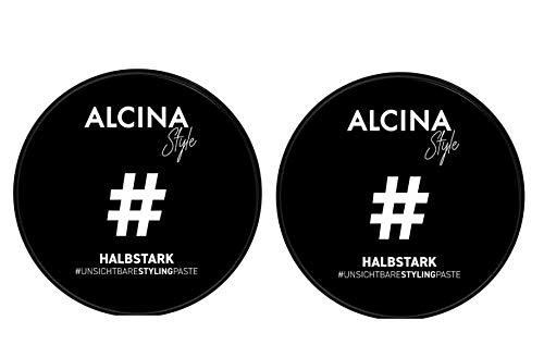 2er Unsichtbare Paste Halbstark #Style Alcina 50 ml