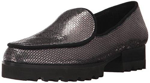 Donald J Pliner Women's Elen Loafer, Carbon, 5 M US