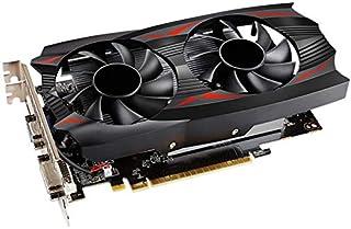 Iycorish Tarjeta De Video Gpu Gtx750Ti 2Gb Gddr5 Tarjetas De Imagen Instantkill R7 350, HD 6850 para Geforce Juegos