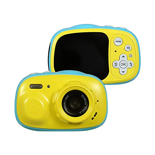 For Sale! Yybest Kids Camera Toy Selfie Kids Waterproof Digital Cameras for Kids 720P 8MP 2.0 Inch I...