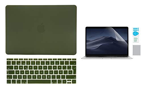 teclado verde fabricante TECHNA