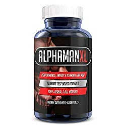 cheap AlphaMAN XL Male Tablets | – Gain Booster boosts energy, mood and endurance with Mouila…