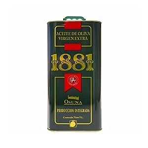 Aceite De Oliva Virgen Extra 1881 5L