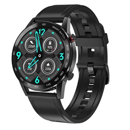 Dt95 Smart Watch,Waterproof Screen Fitness Watch,with Heart Rate Monitor,Pedometer,Sleep Monitor,Silent Alarm Clock,Super Battery Life,Slim Smart Bracelet Women