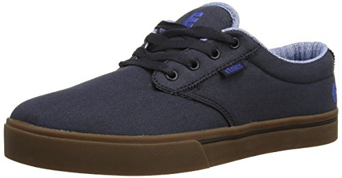 Etnies Etnies Mns Jameson 2 Eco, Herren Hohe Sneakers, Blau (Navy/Blue), 38 EU / 5 UK