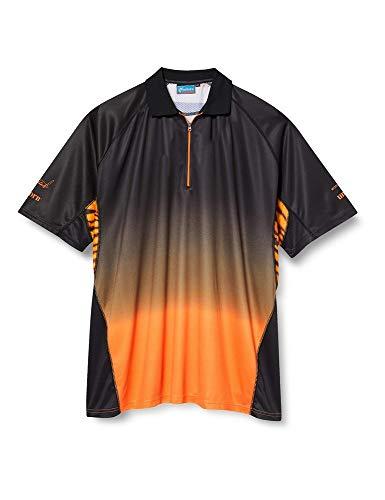 GUNN & MOORE Cricket Pullover, Braun/Gelb, L