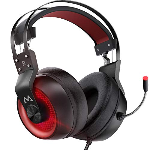 Mpow EG3 Pro Auriculares Gaming para PS4/PC/Xbox One/Switch/