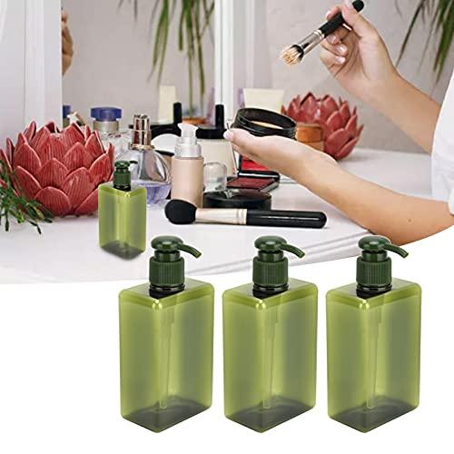 Reiseflasche, Flüssigseifenflasche Auslaufsicher Langlebig zum Spenden von Lotionen Seifen, Shampoos, Spülungen, Duschgels und Duschgel