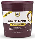 Horse Health Shur Hoof Hoof Supplement, 2.815 lbs