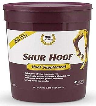 Horse Health Shur Hoof Hoof Supplement 2.815 lbs