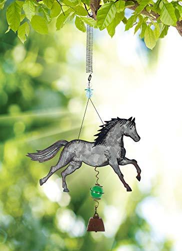 Sunset Vista Designs Farm Fresh Horse Hüpfpferd Dekoration zum Aufhängen