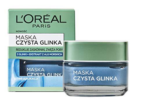 L'Oréal Paris PURE CLAY Blemish Rescue Mask - PUREST, CLEANEST, BRIGHTEST SKIN 50 ml