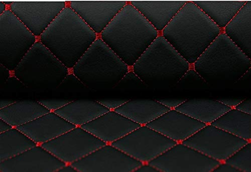 RSH Tissu Similicuir Tissu D'ameublement Imitation Cuir Tissu Tapisserie Tissu Simili Cuir pour Chaussures Sac Couture Patchwork DIY Bow Craft Applique Vendu Au Mètre Largeur 138CM