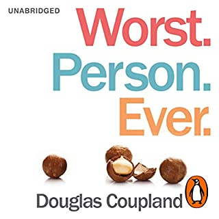 Worst. Person. Ever. audiobook cover art