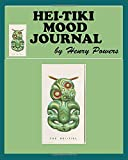 Hei-Tiki Mood Journal: This Mood Journal Has Lined Pages With A Place To Enter The Date, Mood, And Title, With A Hei-Tiki Lucky Charm Image On Each Page
