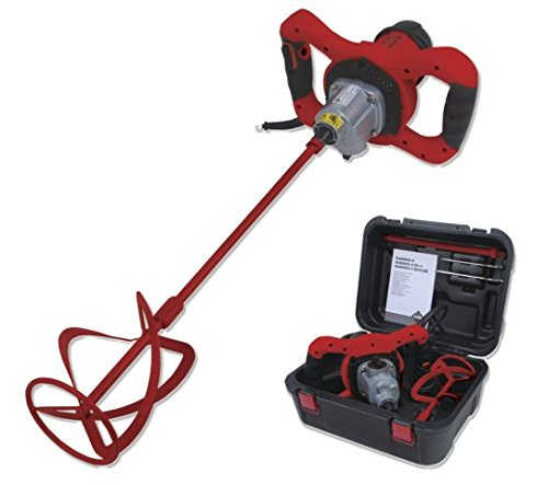 Rubi 26924 Rubimix-9 N Plus Mixer met koffer, 1600 W, 240 V, rood