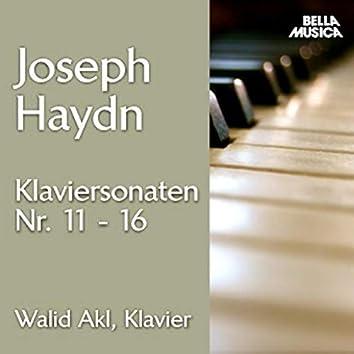 Haydn: Klaviersonaten No. 11 - 16