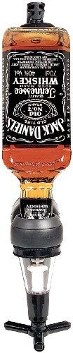 infactory Bar Butler – Flaschenhalter mit Portionierer – 3 cl - 2