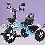 GPWDSN leichtes Dreirad Trike Kinderrad Dreirad, Kinderfahrpedalautos Leichter Kinderwagen...