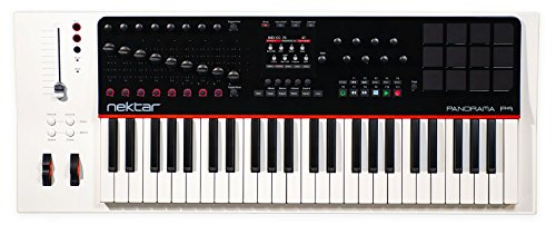 Nektar Panorama P4 USB MIDI Controller Keyboard with Nektar DAW Integration