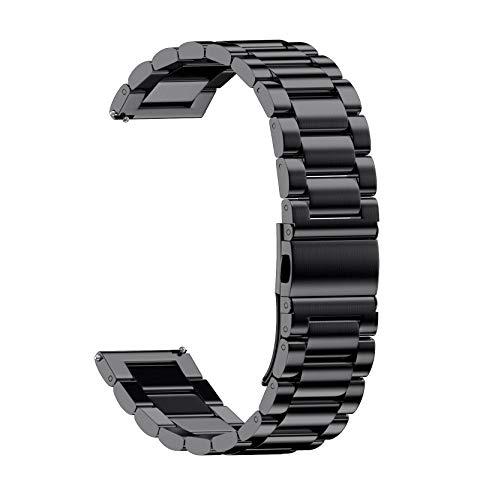 YGGFA Correa de Metal para la Banda Solar LS05 Banda Smart Watch...