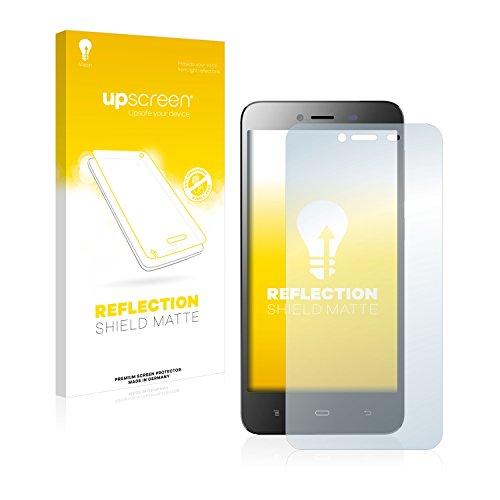 upscreen Entspiegelungs-Schutzfolie kompatibel mit Phicomm Energy L (E653) – Anti-Reflex Bildschirmschutz-Folie Matt