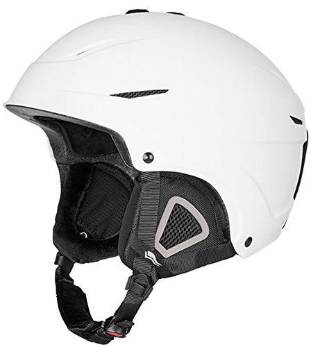 Crivit Skihelm snowboardhelm veiligheidshelm helm helm DIN EN 1077/klasse B wit L/XL 59-62 cm