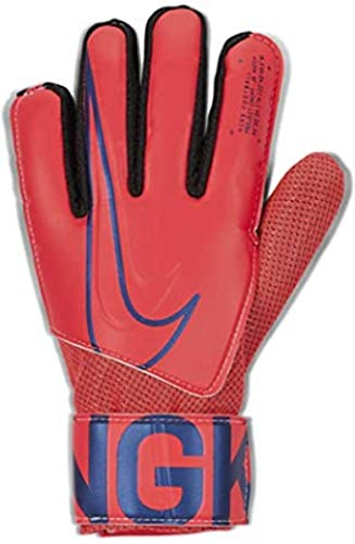 Nike Kinder GK Match JR-FA19 Handschuh, Laser Crimson/Black, 6