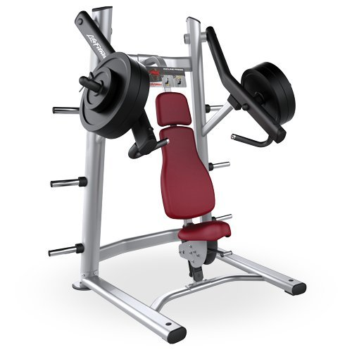 Life Fitness Signature Series Plate Loaded Incline Chest Press