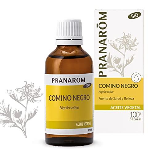 Pranarôm - សរីរាង្គ Nigella - ប្រេងបន្លែ - ប្រឆាំងភាពចាស់ - 50 មីលីលីត្រ